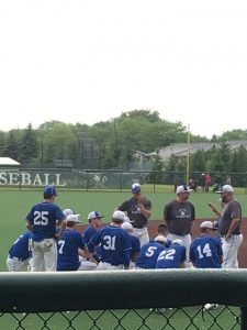 Cros-Lex Pioneers Baseball Team Lost To The Division 2 State Champions In The Regional Semifinals.