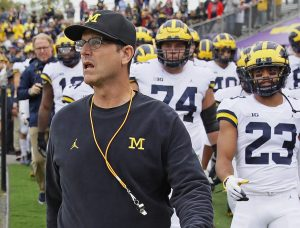 Jim Harbaugh Is Got Assistant Coaches For The Michigan Wolverines Football Team.