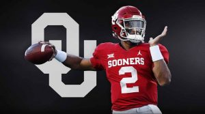 Jalen Hurts Is Going Replaced Kyler Murray At QB For The Oklahoma Sooners Football Team In 2019.
