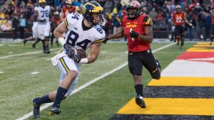 Sean McKeon Is Going To Have A Good 2019 Campaign At Tight End For The Michigan Wolverines Football Team On Offense.