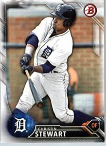 Christin Stewart Is Doing Very Well For The 2019 Detroit Tigers Baseball Team In The Rebuilding Department We Are In Now.