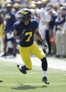 Tarik Black Is My Breakout Player Of The Year Award On Offense For The 2019 Michigan Wolverines Football Team.