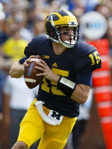 Jake Rudock Was One Of The Best Transfers The Michigan Wolverines Football Team In 2015.