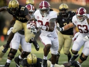 Brian Anderson Jr & Najee Harris Is Going To Help The RB Position For The 2019 Alabama Crimson Tide Football Team.