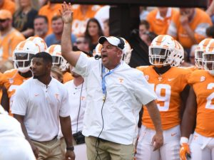 Jeremy Pruitt Is Going To Have A Improved College Football Squad For The 2019 Tennessee Volunteers In Knoxville, TN.
