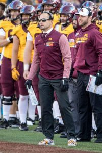 PJ Fleck Is Going To Have A Good 2019 Campaign For The Minnesota Golden Gophers Football Team.