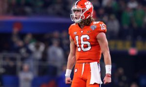 Trevor Lawrence & Chase Brice Are One Of The Best 1-2 Punch At QB For The Clemson Tigers In The Nation.