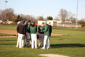 Greg Welke Is Building The Brown City Green Devils Baseball Team & Program Up The Right Way Already Now.