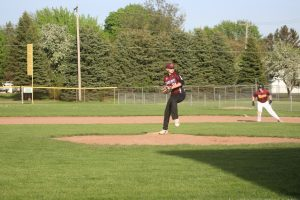 Kenton Wiseman Is Going To Be A Good Pitcher For The 2020 Cass City Red Hawks Baseball Team.