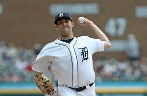 Matthew Boyd Is Having A Good Season On The Mound For The Rebuilding Detroit Tigers Baseball Team.