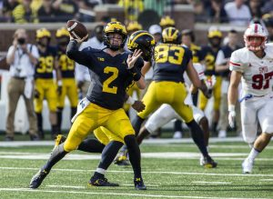 Shea Patterson Michigan Wolverines Football Team Predictions Are Going To Be Like In 2019.