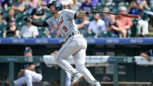Nicholas Castellanos Is Going To Be On The Trading Deadline This Month In The MLB.