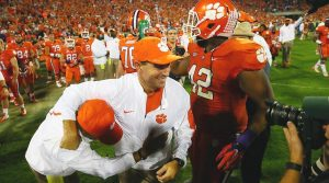 Dabo Swinney Took A Lot Of Them To The NFL From The Clemson Tigers Football Team & Program In The Past Years.