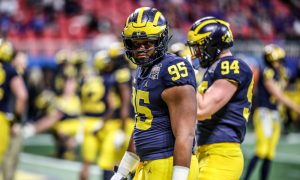 Donovan Jeter Is Going To Be My Defensive Breakout Player Of The Year Award For The Michigan Wolverines Football Team In 2019.
