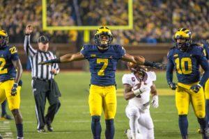 Khaleke Hudson Said The Defense Is Fine For The 2019 Michigan Wolverines Football Team.