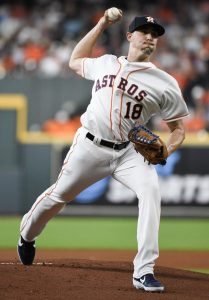 Houston Astros 4 Pitchers Combined A No Hitter At Home On Saturday Night Against The Seattle Mariners.