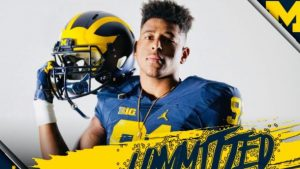 Taylor Upshaw Is Going To Help Our The Defensive Line For The Michigan Wolverines Football Team.