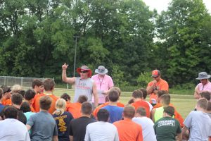 Almont Raiders Football Team Is Going To Loaded Again In 2019.