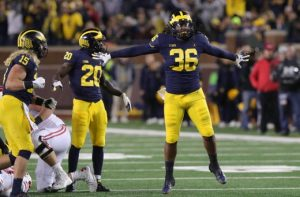 Devin Gil Is Going To Help The LB Core For The 2019 Michigan Wolverines Football Team On Defense.