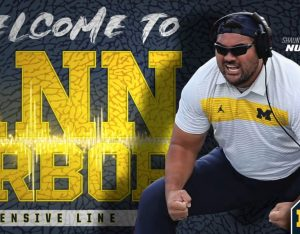 Shaun Nua Has Done An Good Job As D-Line Coach For The Michigan Wolverines Football Team In 2019.