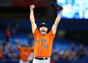 Justin Verlander Got His 3000 Career Strikeouts On Saturday Night Against The Los Angeles Angels On The Road.