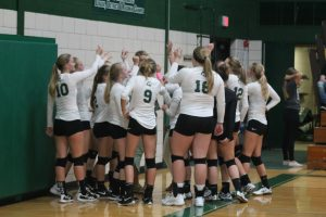 Jenna Welke Has Done A Good Job As Brown City Green Devils Volleyball Coach In Her 7 Years There.