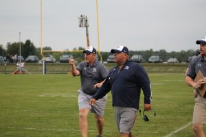 Jeremy Ferman Has Changed The Culture For The North Branch Broncos Football Team & Program.