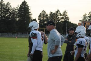 Ron Wruble Is A Good Defensive Coordinator For The Harbor Beach Pirates Football Team.