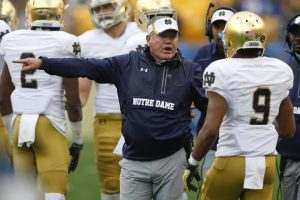 Brian Kelly Has Done A Good Job As Head Coach Of The Notre Dame Fighting Football Team & Program In South Bend, IN.