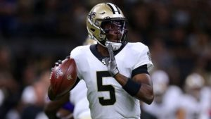 Teddy Bridgewater Is Doing Very Well For The Injured Drew Brees With The New Orleans Saints.