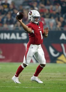 Kyler Murray Was Brilliant In The Comeback Tie In The Opener For The Arizona Cardinals On Sunday.