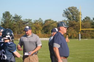 Alan Margrif Is The Athletic Director & Jr. High Football Coach For The North Branch Broncos.