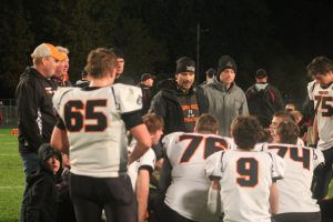 Troy Schelke Will His Troops Ready To Go In The Division 8 Playoffs Coming Up This Week At Home.