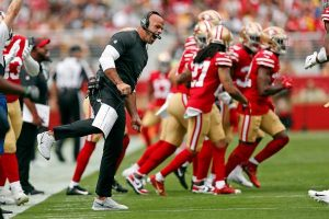 Robert Saleh Is A Good Candidate For NFL Assistant Coach Of The Year Award In 2019.
