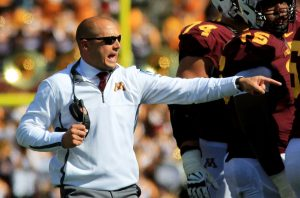 PJ Fleck Is Got A Big Time Game Against The Penn State On Saturday At TCF Bank Stadium In Minneapolis.