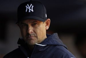 Aaron Boone Doing A Good Job As 2nd Year Manager For The 2019 New York Yankees.