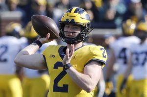 Shea Patterson Will Have Good QB's To Fill In For The 2020 Michigan Wolverines Football Team.