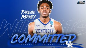 Tyrese Maxey Was Brilliant In His Debut As An True Freshman For The Kentucky Wildcats Basketball Team In The State Farm Classic.