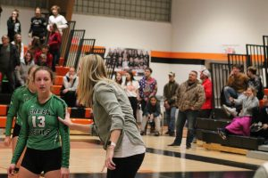 Jenna Welke Has Done A Fantastic Job As Brown City Green Devils Volleyball Head Coach.