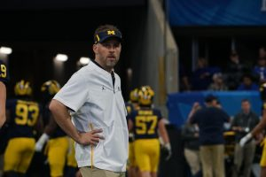 Ben McDaniels Has Done A Good Job As QB's Coach At The End Of The Season For The Michigan Wolverines Football Team.