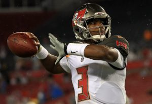Jameis Winston Carried The Tampa Bay Buccaneers To A Victory Against The Detroit Lions On Sunday At Ford Field In Detroit.
