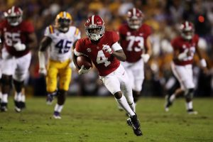 Jerry Jeudy Is Playing In The Citrus Bowl On New Years Day For The Alabama Crimson Tide Football Team.