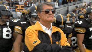 Hayden Fry Passed Away At The Age Of 90.