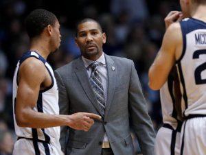 LaVell Jordan Is Doing A Good Job As Butler Bulldogs Basketball Head Coach In The 2019-20 Season.
