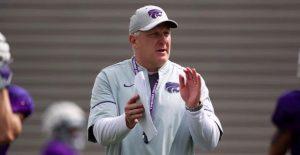 Chris Klieman Did A Good Job As Head Coach Of The Kansas State Wildcats Football Team & Program.