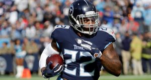 Derrick Henry Was Solid In The AFC Wild Card Playoff Game For The Tennessee Titans On The Road In New England On Saturday Night.