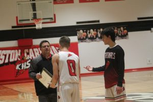 Dave Lester Has Done A Remarkable Job As Kingston Cardinals Boys Basketball Head Coach In The 2019-20 Campaign.