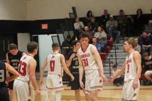 Quinn Boucard Has Become A Good Basketball Player For The Kingston Cardinals Team In The 2019-20 Season.