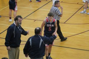 Mark Gainforth Has Done A Good Job As Basketball Coach For The 2019-20 USA Patriots.