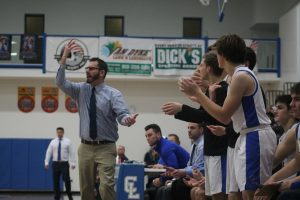 Cros-Lex Pioneers vs Richmond Blue Devils Big BWAC Conference Boys Basketball Game On Tuesday Night At Richmond HS.
